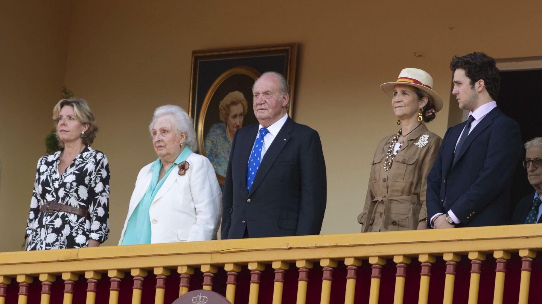 Despedida del rey Juan Carlos de su vida pública. (EFE)
