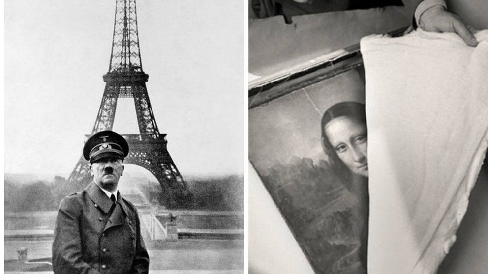 Así salvó el director del Louvre su museo de los nazis