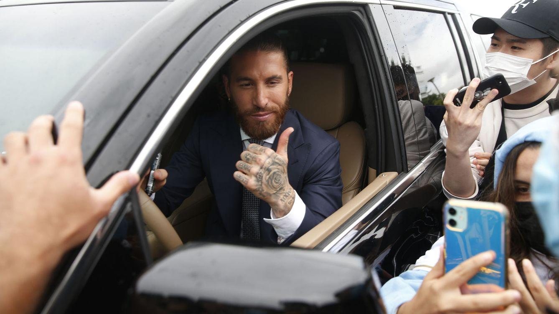 El mundo del fútbol despide a Sergio Ramos con honores: Es el fin de una era
