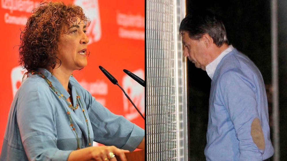 Foto: Libertad Martínez e Ignacio González.