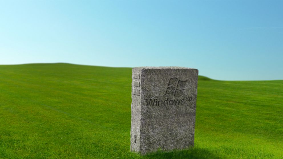 Los usuarios no dejan morir al viejo Windows XP