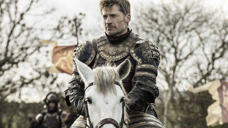 En su papel de Jaime Lannister. (HBO)