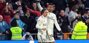 Post de La cornada de Casemiro en un Real Madrid que tiene más bravura que cuernos