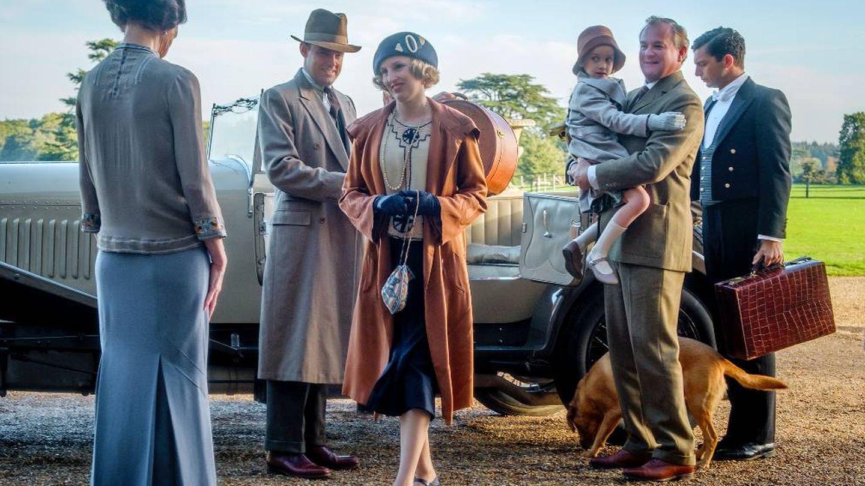 Una de las escenas de la película de 'Downton Abbey'. (Cortesía)