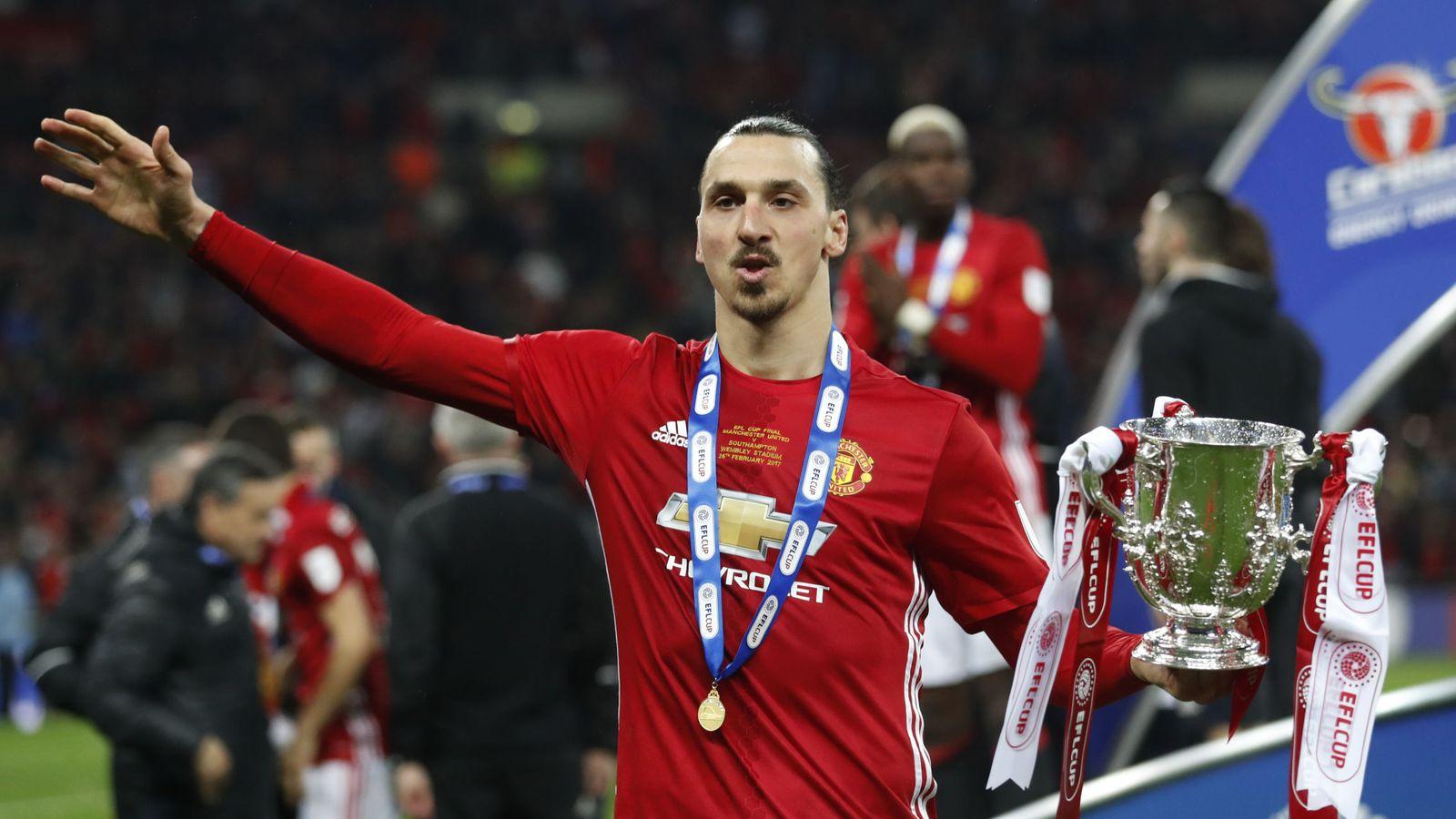 Foto: Zlatan Ibrahimovic (Reuters)