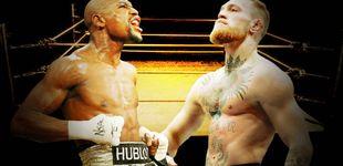 Post de ¿Combate de boxeo? No: Mayweather ganará 150 millones y McGregor unos 100