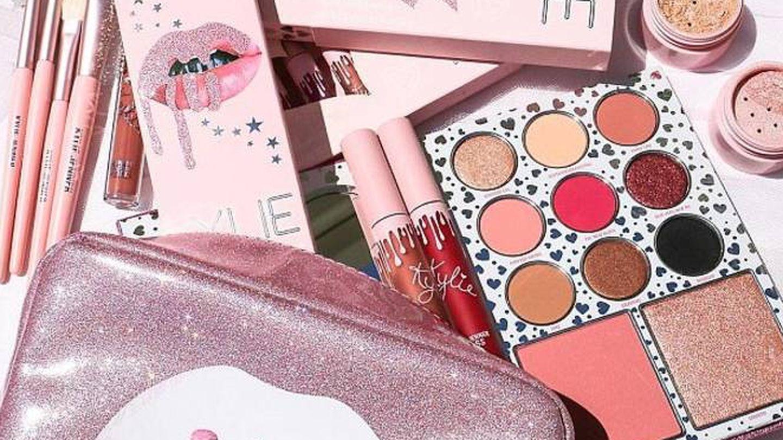 Kylie Jenner Cosmetics.