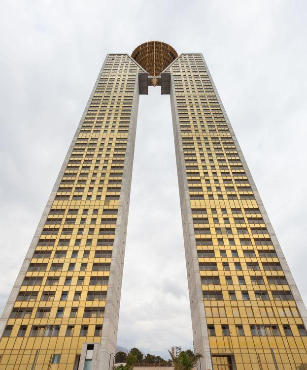 Foto: Edificio InTempo. (Diego Delso, Wikipedia)