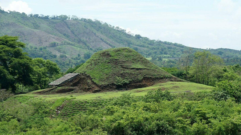 Pirámide La Campana, San Andrés (Creative Commons)