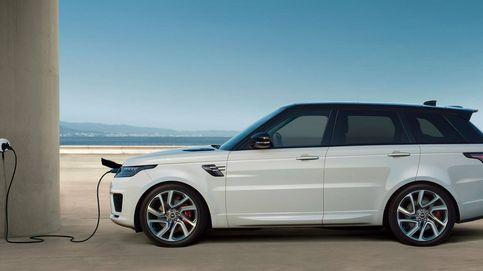 Land Rover lanza su primer híbrido enchufable, el Range Rover Sport P400e