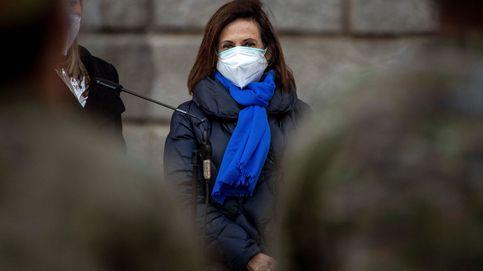 Robles vuelve a canalizar el choque con Iglesias y refuerza el 'dos gobiernos en uno'