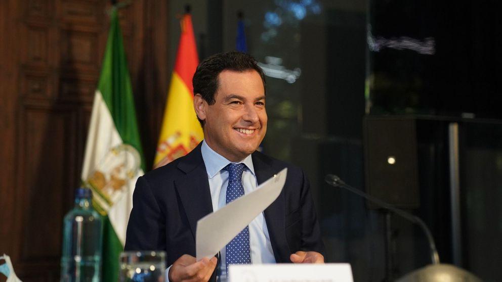 Andalucía nombra al equipo de los 20.000 millones de euros