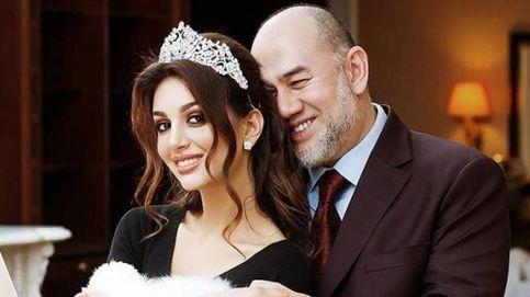La pesadilla de Miss Rusia junto al rey de Malasia: nuevos detalles de su matrimonio