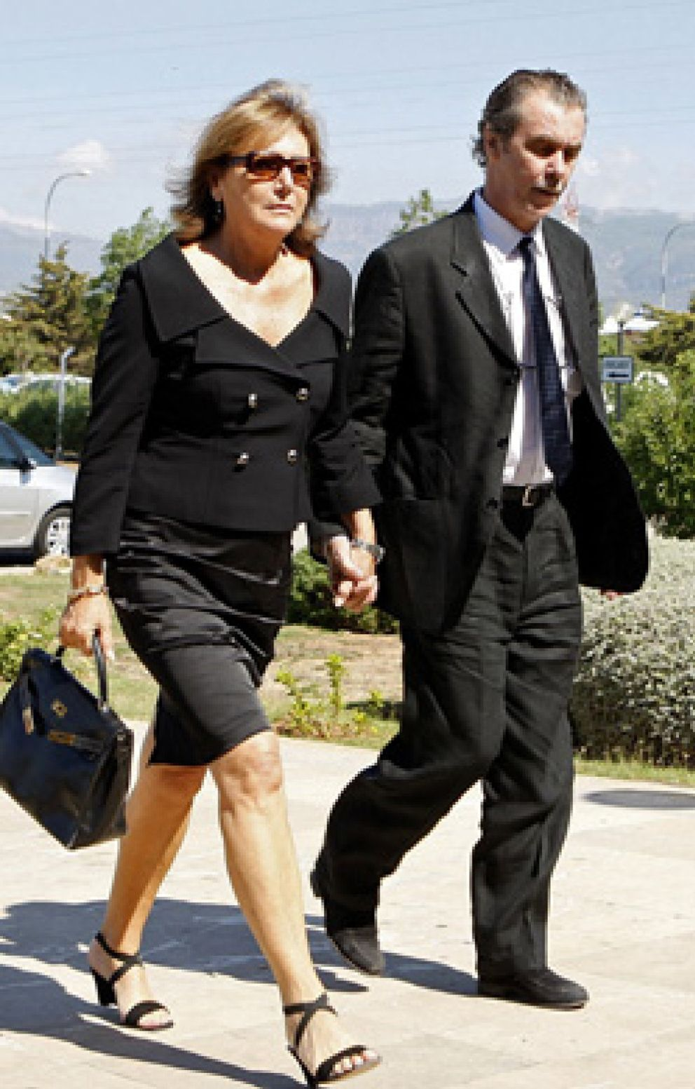 Foto: José Luis de Vilallonga deja heredera universal a su ex mujer