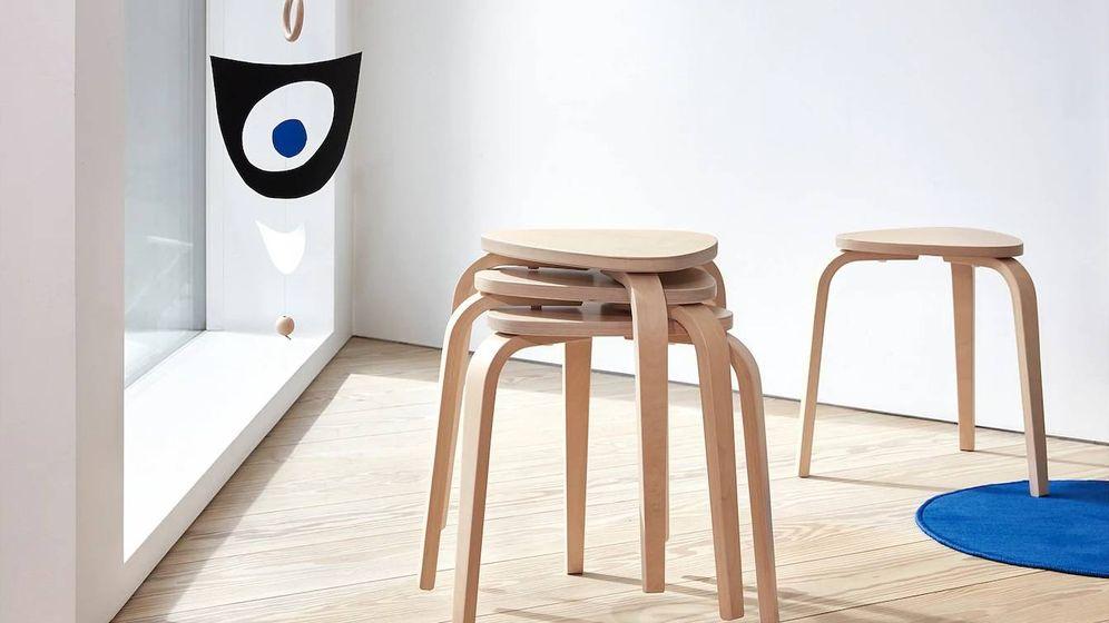 Foto: Ikea te ayuda a reutilizar su taburete. (Cortesía)