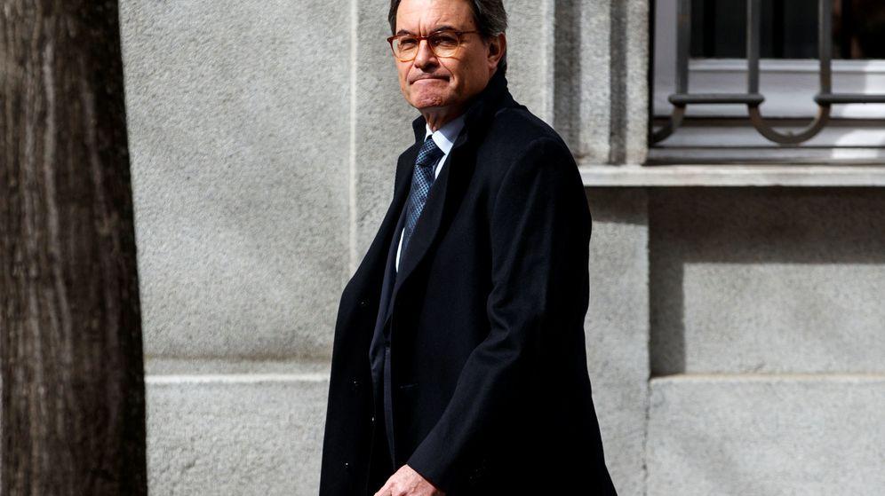 Foto: El expresidente catalán Artur Mas. (Reuters)