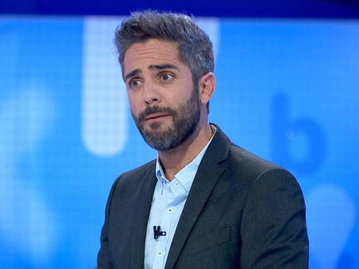 Foto: Roberto Leal, en 'Pasapalabra'. (Antena 3)