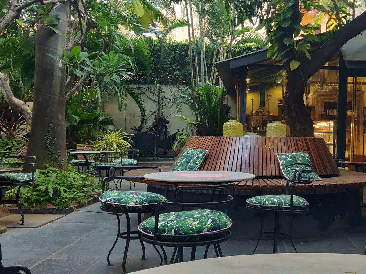 Foto: Las mejores ofertas en muebles de jardín y barbacoa (Birendra Bikram para Unsplash)