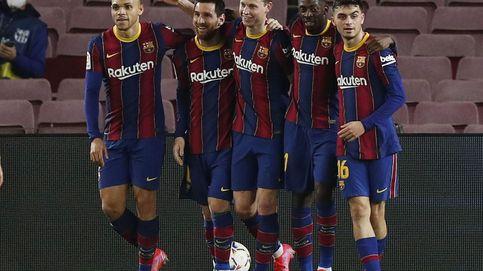 El Barça resuelve con el mínimo esfuerzo un partido para el olvido ante el Elche (3-0)