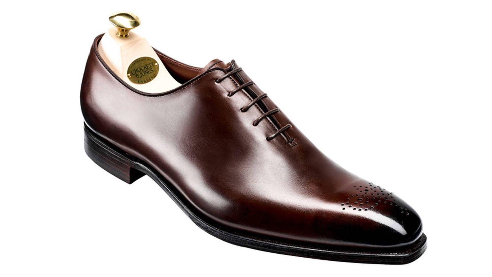 656b577f Moda hombre: Siete zapatos para un gentleman: de Crockett & Jones a Louis  Vuitton