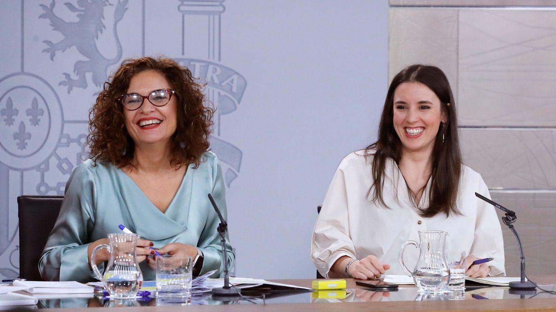El debut de las Montero: la portavoz que ya casi lo era y la ministra (aún) de perfil bajo