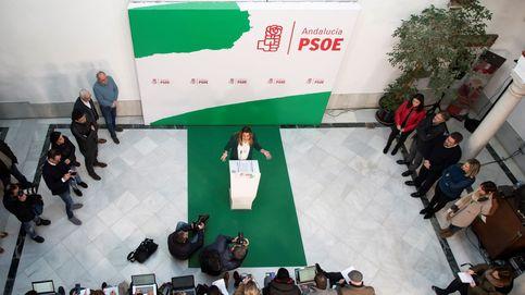 Ferraz intervendrá las listas andaluzas para empezar a achicar espacio a Díaz