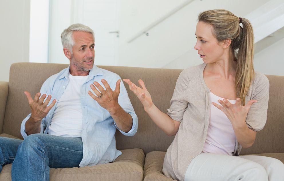 Foto: El criticismo crea una espiral de resentimiento que puede acabar con cualquier pareja. (Corbis)