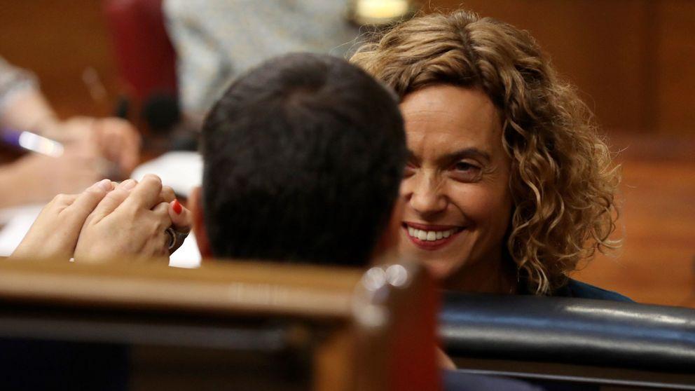 Batet se queda sola: Podemos apoyará a PP y Cs en la Mesa para abrir al fin el Congreso
