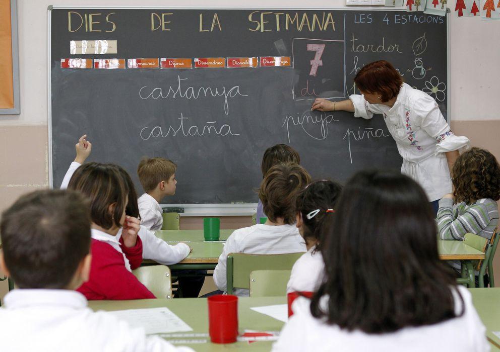 Foto: El Defensor del Profesor fue puesto en marcha por la ANPE en el año 2005. (Reuters/Albert Gea)
