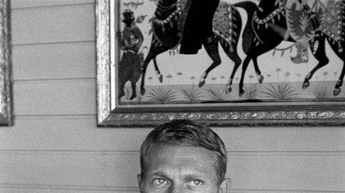 Steve McQueen, estrella canalla y 'cool' e insólito marido de la tía de Isabel Preysler