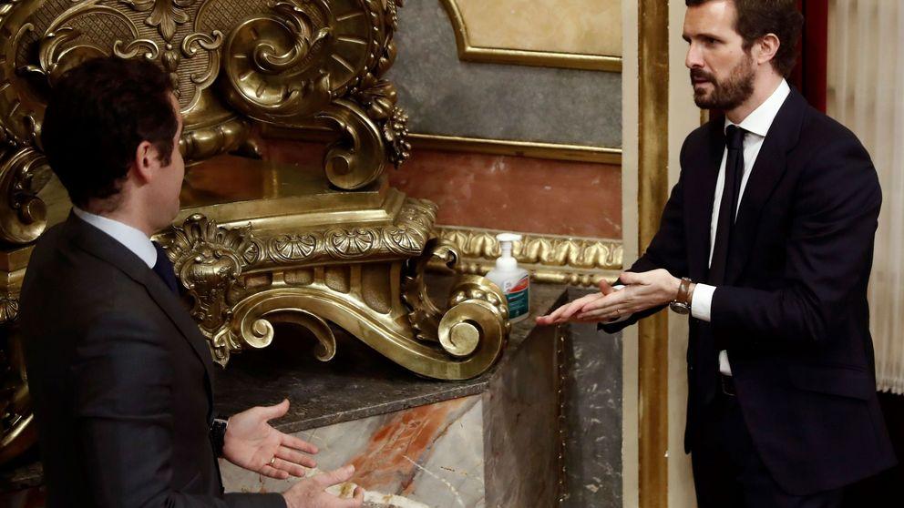 Los barones del PP siguen a Casado en el escepticismo sobre el pacto con Sánchez