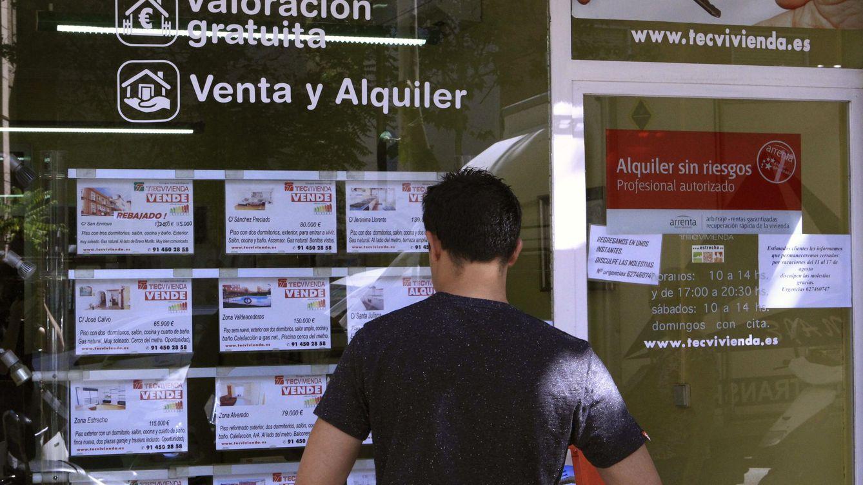 Foto: Guía práctica para saber si puedes acceder a las ayudas al alquiler o a la compra de casa. (EFE)