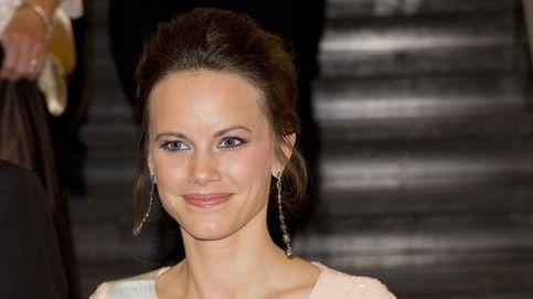 Sofía Hellqvist presume de embarazo en una entrega de premios en Suecia