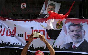Ordenan prisión preventiva para Mursi por colaborar con Hamás