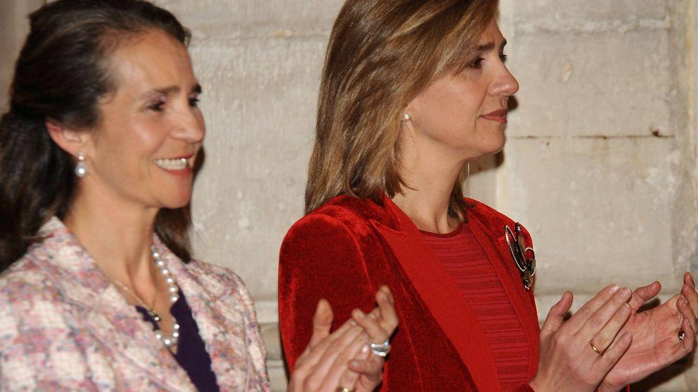 Elena y Cristina no tuvieron puesta de largo como Victoria Federica