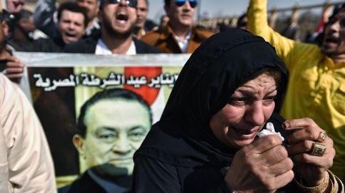 Funeral de Hosni Mubarak