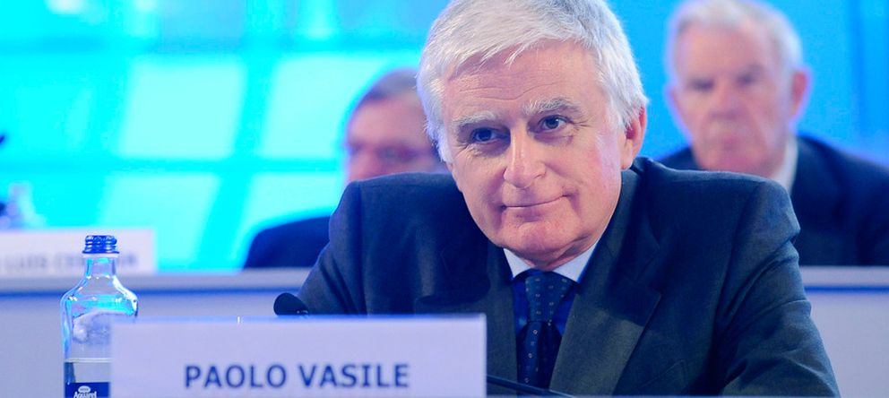 Foto: El consejero delegado de Mediaset España, Paolo Vasile (Mediaset)