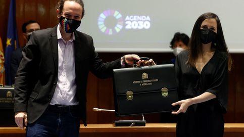 Cargos críticos con Iglesias abortan una alternativa a Belarra por falta de garantías