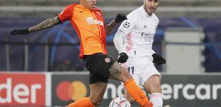 Post de Descalabro del Real Madrid en Ucrania que pone en peligro la Champions (2-0)