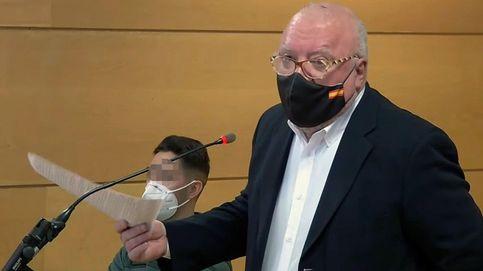 El comisario Villarejo, trasladado al hospital por una afección en un ojo