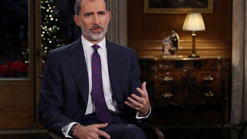 Gobierno, PP y Cs secundan al Rey frente a la vergüenza ajena del soberanismo