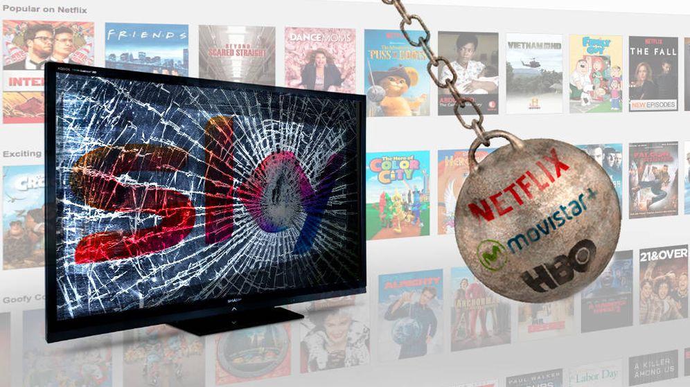 Foto: Sky TV tiene una dura competencia en España. (EC)