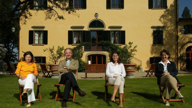 Foto: Así son los Antinori, los anfitriones de los duques de Palma en la Toscana