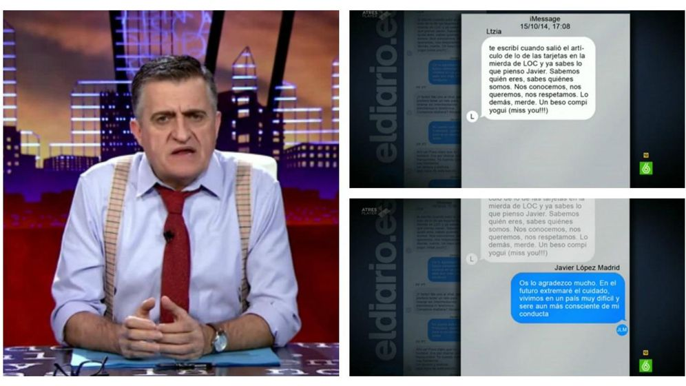 Foto: 'El intermedio'
