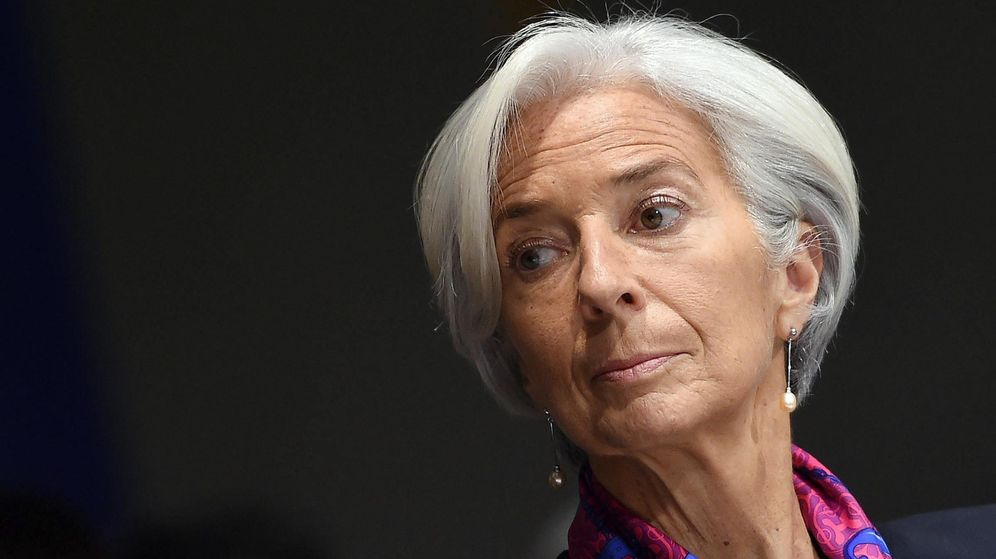 Foto: La directora del Fondo Monetario Internacional (FMI), Christine Lagarde. (EFE)