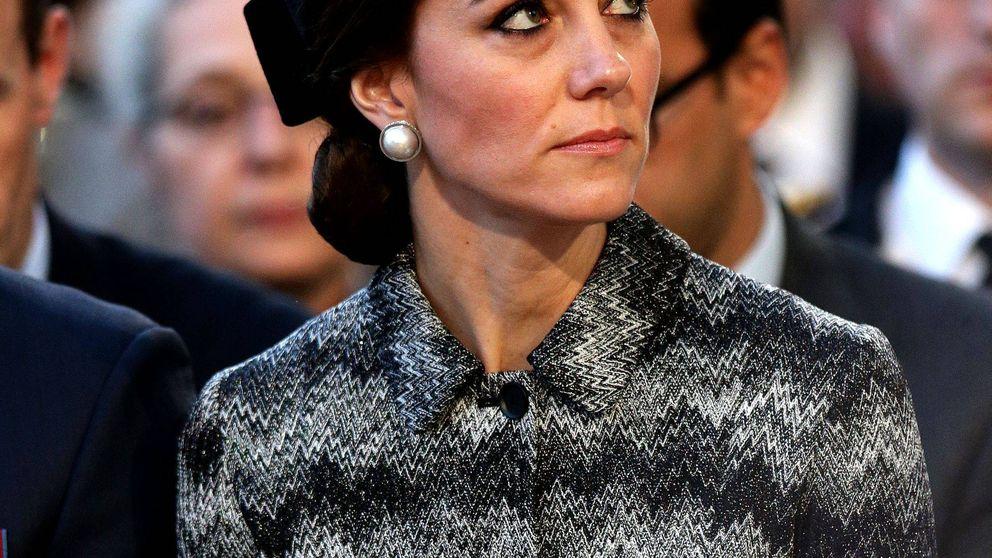 El mal trago de Kate: tendrá que cenar con Trump, el mismo que fue machista con ella hace años