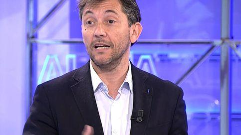 Javier Ruiz, totalmente descolocado en 'Cuatro al día': Hay una descoordinación y un descontrol evidente