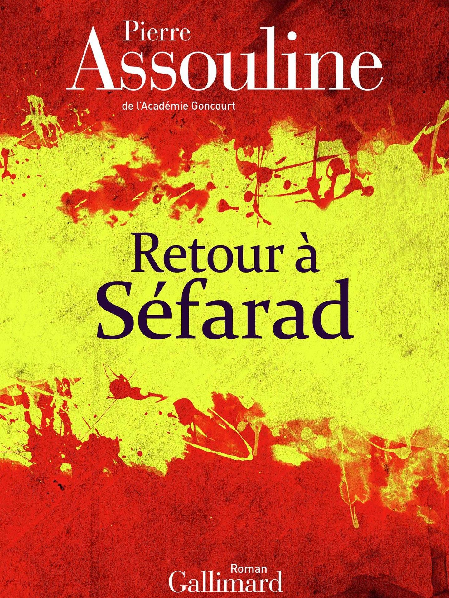 'Retour à Sefarad'. (Gallimard)