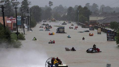 La tragedia del huracán Harvey en 100 imágenes: de los tacones de Melania a los rescates aéreos