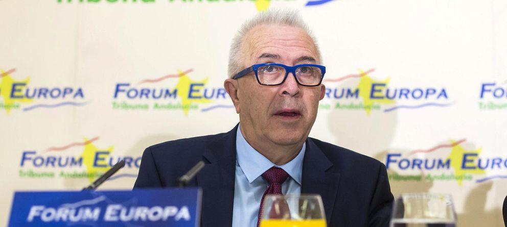 Foto: El consejero andaluz de Economía, Innovación, Ciencia y Empleo, José Sánchez Maldonado. (Efe)